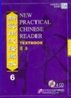 4 CDs for New Practical Chinese Reader vol.6 Textbook