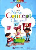 New Concept Chinese Textbook (1)+ Exercise book+CD+Word Cards