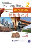 New Concept Chinese (Indonesian Edition) Textbook 2 (with MP3)