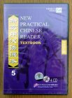 4 CDs for New Practical Chinese Reader vol.5 Textbook