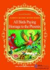 Illustrated Famous Chinese Myths Series: All Birds Paying Homage to the Phoenix