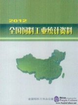 China Feed Industry Statistical Data 2012