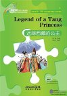 Rainbow Bridge Graded Chinese Reader Level 3: 750 Vocabulary words: Legend of a Tang Princess