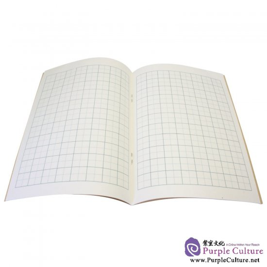 Chinese Handwriting Practice Paper with Hanzi Grids (10 Copies, 20 Pages) - Click Image to Close