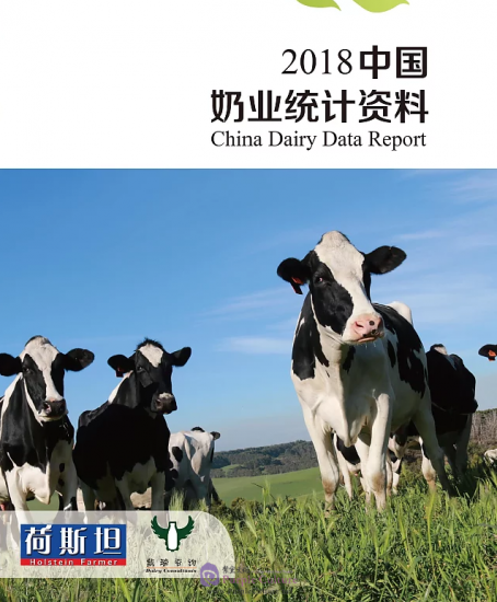 China Dairy Industry Statistics 2018 - Click Image to Close