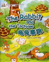 My First Chinese Storybooks: Animals - The Rabbit and the Tortoise