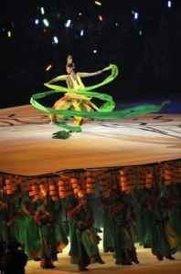 Opening Ceremony of Beijing Olympics