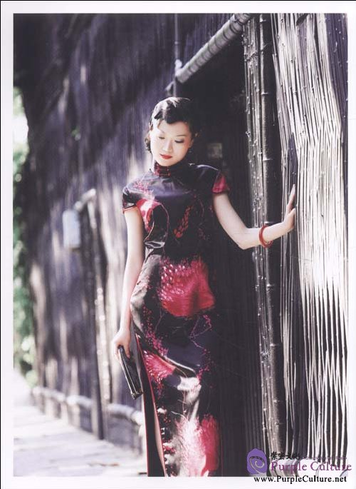 Sample pages of Chinese Folk Art: Clothing (ISBN:9787532265794,753226579X)