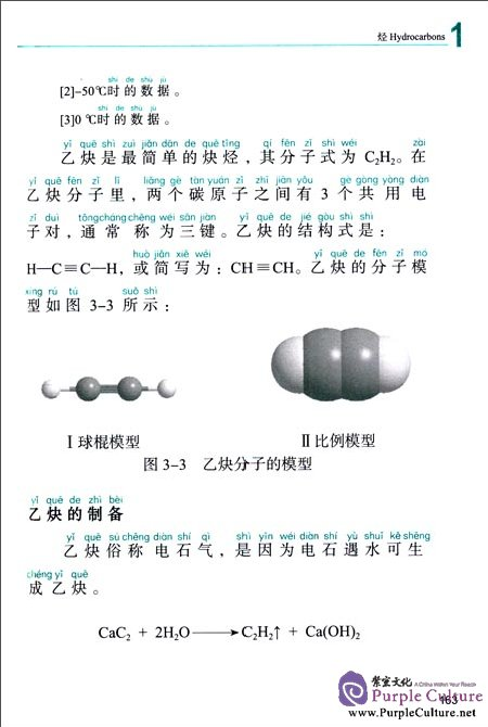 Sample pages of A Series of Textbooks Designated for Chinese Government Scholarship Students: Chemistry Handbook (ISBN:9787561934555)