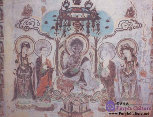 Sample pages of Chinese Dunhuang Murals: Tang Dynasty (ISBN:9787530541968)