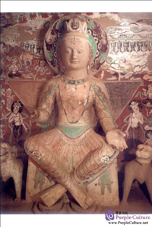 Sample pages of Chinese Grottoes: Mogao Grottoes in Dunhuang 1 (ISBN:9787501032006)
