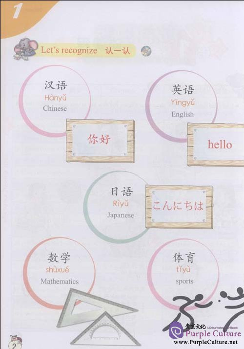 Sample pages of Experiencing Chinese - Elementary School 6 Student Book (with 1 MP3) (ISBN:9787040279061)