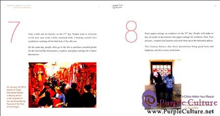 Sample pages of Chinese Spring Festival: Journey Home & Celebrations (ISBN:9787508526904)