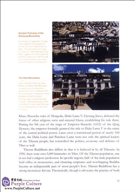 Sample pages of Buddhist Buildings: Buddhist Monasteries, Pagodas and Stone Caves (ISBN:9787112142880, 7112142881)