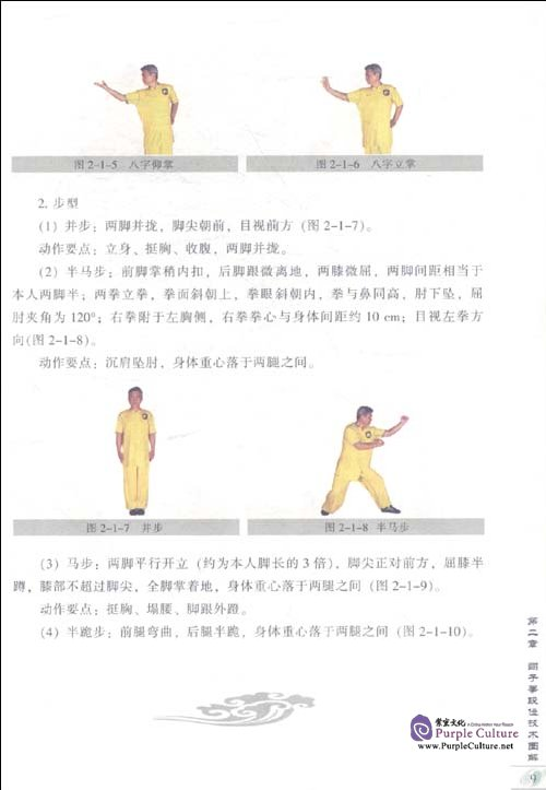 Sample pages of Textbook Series of Chinese Wushu Duanwei System: Fanziquan (with DVD) (ISBN:9787040258271)