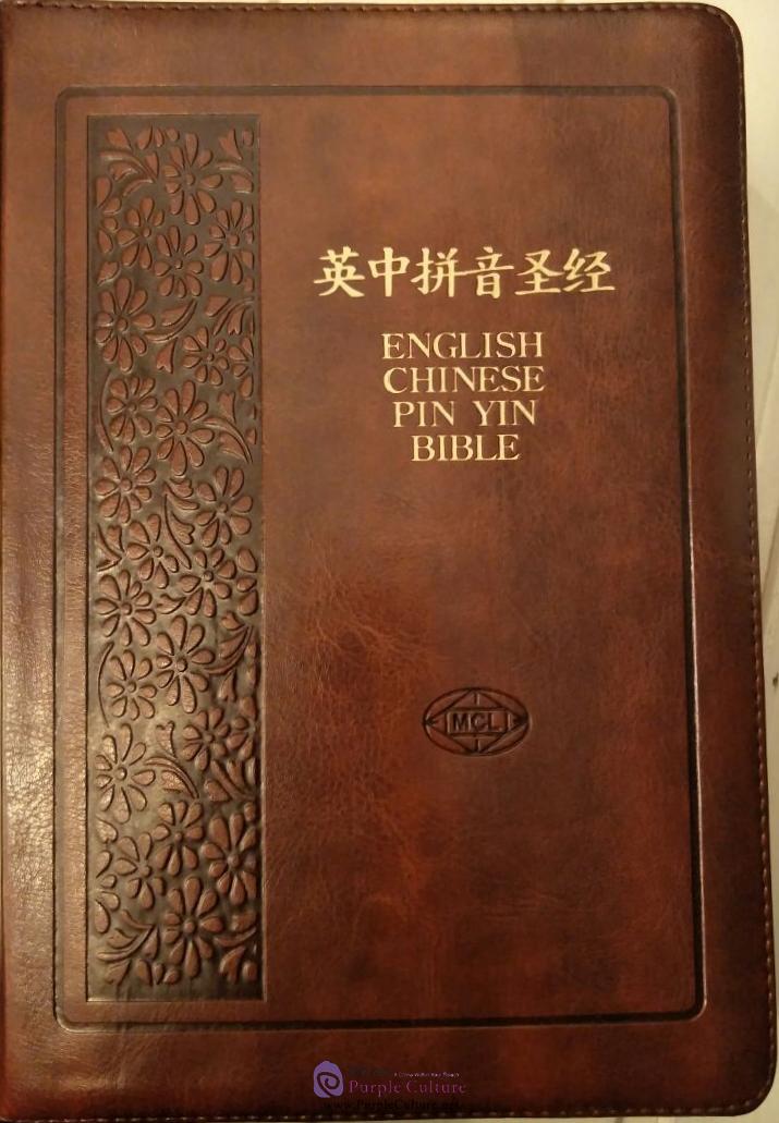 English Chinese Pinyin Bible