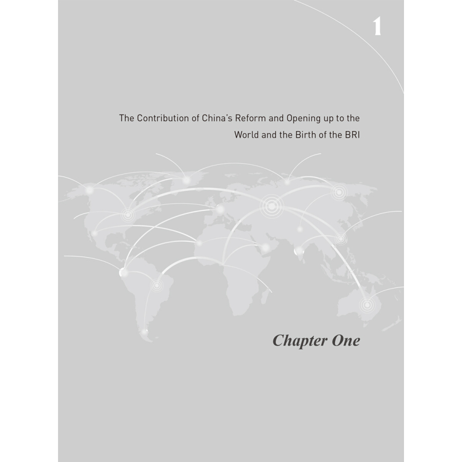 Sample pages of A Brief Introduction to The Belt and Road Initiative (ISBN:9787508534220)