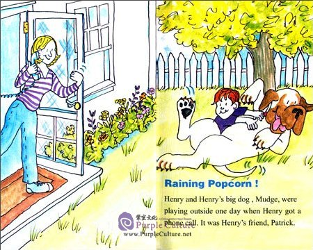 Sample pages of Ready to Read: Henry and Mudge and the Big Sleepover (ISBN:9787561196601)