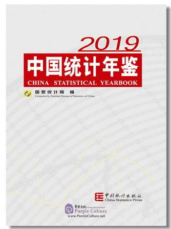 China Statistical Yearbook 2019 (with CD-Rom) - Click Image to Close