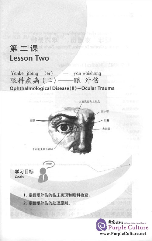 Sample pages of Practical Chinese of Traditional Chinese Medicine: Intensive Reading Elementary (with 1 MP3) (ISBN:9787560092324)