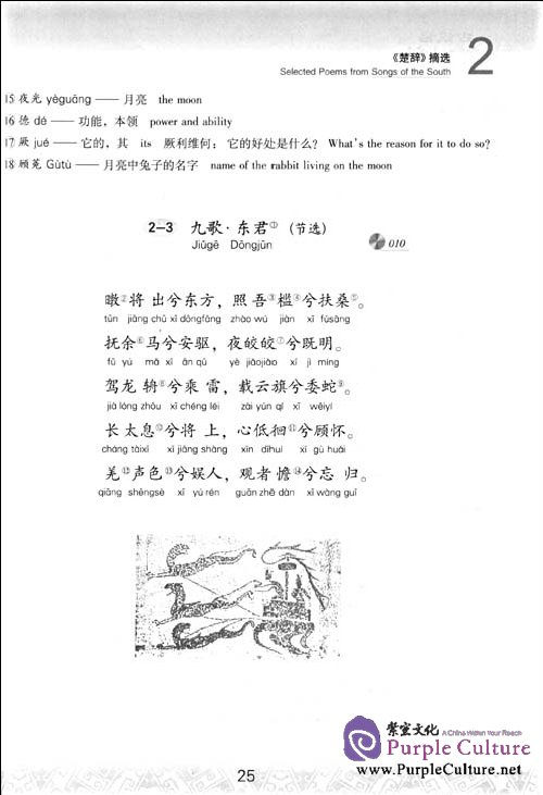 Sample pages of Introduction to Classical Chinese (with Answer Key to Exercises and 1 MP3) (ISBN:9787561923788)